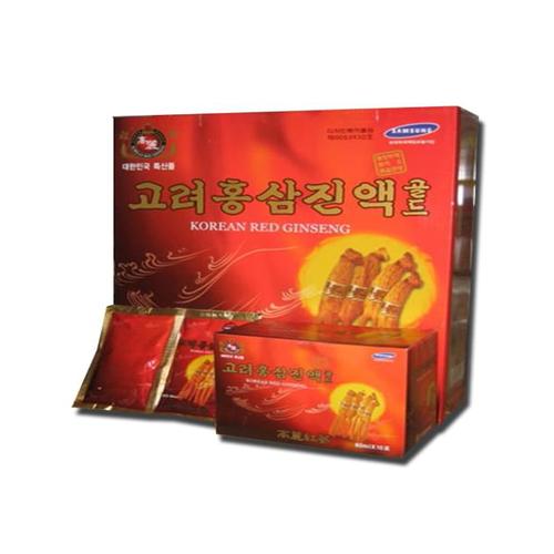 NƯỚC SÂM KOREAN RED GINSENG HÀN QUỐC THƯỢNG HẠNG