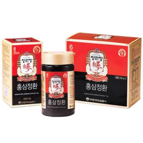 Cao hồng sâm nguyên chất Korea Red Ginseng Extract GOLD 480g (240g x 2 lọ)