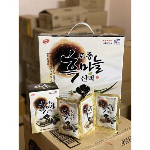 Giới thiệu về Nước tỏi đen Kanghwa Hàn Quốc