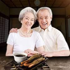 Tác Dụng Của Cao Hồng Sâm Hàn Quốc Đối Với Người Già